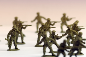 Editorial: Prepare for war?