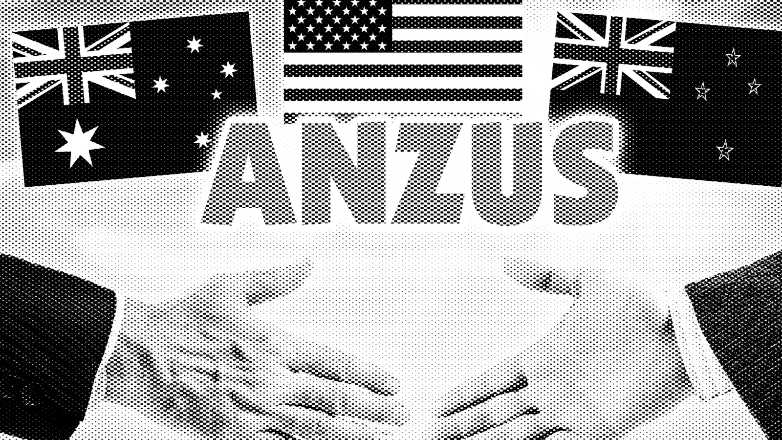 ANZUS 70 years on – then and now